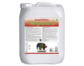Caparol Amphisilian Tiefgrund LF Водоотталкивающие грунтовочное средство для наружных работ
