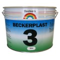 Beckers Beckerplast 3/Беккерс Беккерпласт 3 Краска для потолка