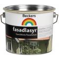 Лазурь для дерева Beckers Fasadlasyr/Беккерс Фасад