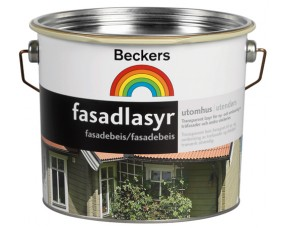 Beckers Fasadlasyr/Беккерс ФасадЛазурь для дерева