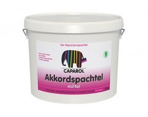 Caparol Akkordspachtel mittel Шпатлевка для больших неровностей