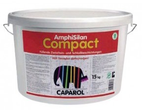 Caparol AmphiSilan-Compact/Капарол Амфисилан-Компакт фасадная краска