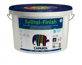 Caparol Sylitol-Finish/Капарол Силитол-Финиш Фасадная краска (Россия)