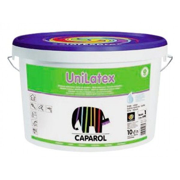 Caparol Unilatex/Капарол Унилатекс Интерьерная краска (База 3)