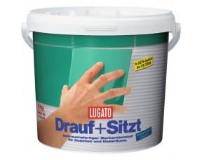 Водонепроницаемый клей Drauf+Sitzt Wasserdicht Lugato