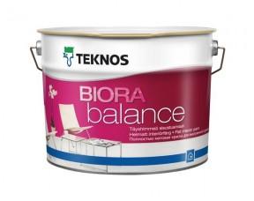 Teknos Biora Balance/Текнос Биора Баланс Акрилатная краска для сухих помещений
