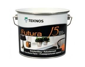 Teknos Futura 15/Текнос Футура 15 Универсальная краска