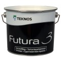 Teknos Futura 3/Текнос Футура 3 Адгезионная грунтовка