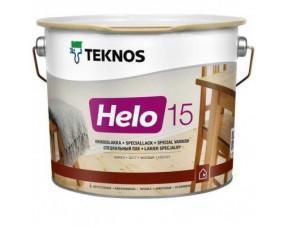 Teknos Helo 15/Текнос Хело 15 матовый лак