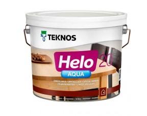 Teknos Helo Aqua 20/Текнос Хело Аква 20 п/м лак
