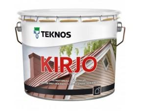 Teknos Kirjo/Текнос Кирье Краска для листовой кровли