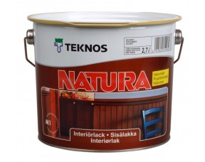 Teknos Natura 15/Текнос Натура 15 п/м лак
