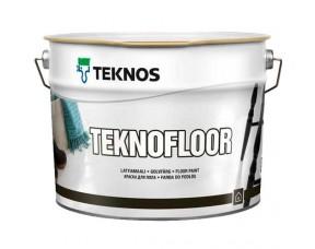Teknos Teknofloor/Текнос Текнофлор Краска для пола