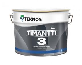 Teknos Timantti 3/Текнос Тимантти 3 Грунтовочная краска