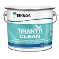 Teknos Timantti Clean/Текнос Тимантти Клин Антимикробная краска