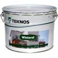 Teknos Winterol/Текнос Винтерол Краска для фасадов