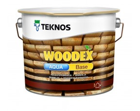 Teknos Woodex Aqua Base/Текнос Вудекс Аква Бэйс Грунтовка