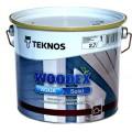 Teknos Woodex Aqua Solid/Текнос Вудекс Аква Солид Кроющий антисептик