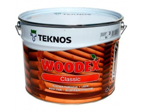 Teknos Woodex Classic/Текнос Вудекс Классик Антисептик