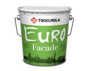 Tikkurila Euro Facade / Тиккурила Евро Фасад краска фасадная