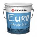 Tikkurila Euro Pesto 10/Тиккурила Евро Песто 10 Матовая Эмаль