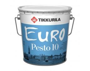Tikkurila Euro Pesto 10 / Тиккурила Евро Песто 10 эмаль универсальная матовая