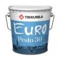 Tikkurila Euro Pesto 30 / Тиккурила Евро Песто 30 эмаль универсальная полуматовая