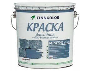 Finncolor Mineral Strong Фасадная краска