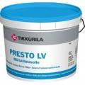Tikkurila Presto LV/Тиккурила Престо LV Шпатлевка для влажных помещений
