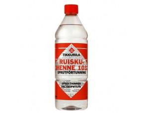 Растворитель под распыление Ruiskuohenne 1032 Tikkurila