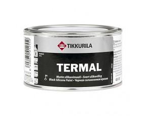 Tikkurila Termal / Тиккурила Термал силиконовая краска черная