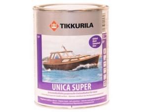 Tikkurila Unica Super / Тиккурила Уника Супер яхтный лак универсальный глянцевый
