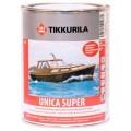 Tikkurila Unica Super / Тиккурила Уника Супер яхтный лак универсальный полуглянцевый