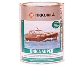 Tikkurila Unica Super/Тиккурила Уника Супер лак (п/м)