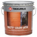 Tikkurila Valtti Color Satin / Тиккурила Валтти Колор Сатин антисептик с сатиновым блеском