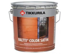 Tikkurila Valtti Color Satin/Тиккурила Валтти Колор Сатин антисептик с сатиновым блеском