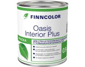 Finncolor Oasis Inerior Plus (база А) Краска для стен и потолков в сухих помещениях