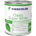 Finncolor Oasis Super White Супербелая краска для потолков в сухих помещениях
