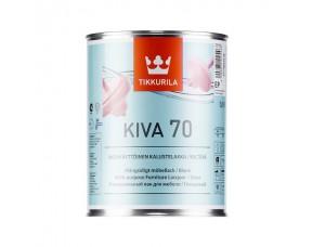 Tikkurila Kiva 70 / Тиккурила Кива 70 лак для мебели глянцевый