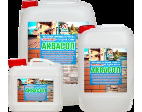 Аквасол антисептик пропитка для камня и бетона КрасКо