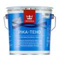 Tikkurila Pika-Teho / Тиккурила Пика-Техо краска для деревянных фасадов с маслом матовая