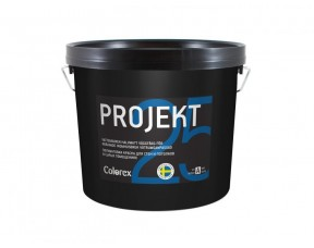 Colorex PROJEKT 25 Aqua акриловая краска,база А
