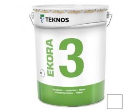 Teknos Ekora 3/Текнос Экора 3 Грунтовочная краска