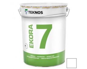 Teknos Ekora 7/Текнос Экора 7 Краска для внутренних работ