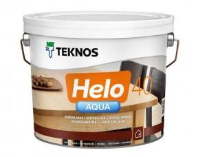 Teknos Helo Aqua 40/Текнос Хело Аква 40 лак