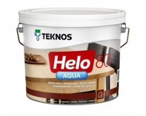 Teknos Helo Aqua 80/Текнос Хело Аква 80 лак