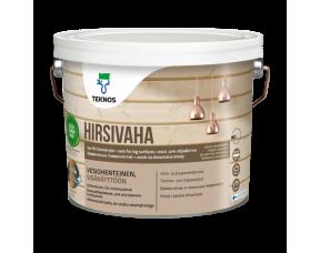 Teknos Hirsivaha/Текнос Хирсиваха воск для бревенчатых поверхностей