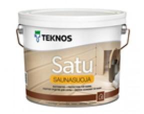 Teknos Satu Saunasuoja/Текнос Сату Саунасуойя Защитное средство для сауны