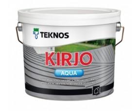Teknos Kirjo Aqua/Текнос Кирье Аква Краска для листовой кровли