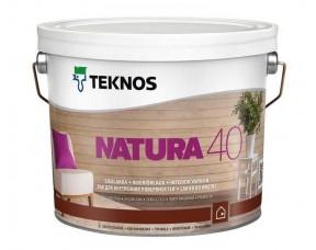 Teknos Natura 40/Текнос Натура 40 лак
